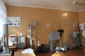 Лаборатория Монтаж и техническая эксплуатация промышленного обрудования