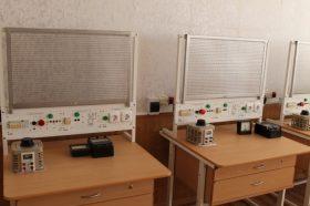 Лаборатория «Электроснабжение промышленных предприятий»